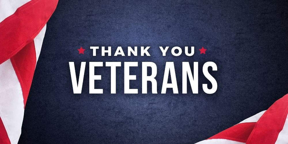 As veterans ourselves, we are offering all veterans a special discount.
