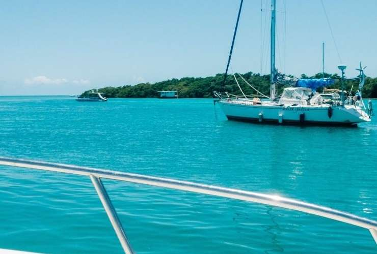 Full day Sailing Charters (8-hours)