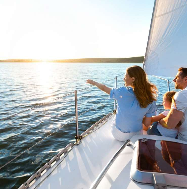 Half Day Sailing Charters (4-hours)