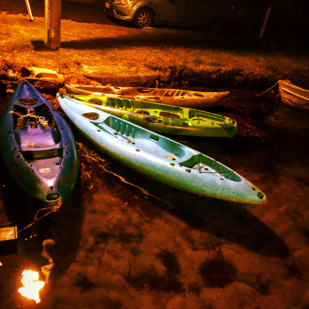 Sail into the night on our over-the-night sailing & kayaking charter throughout Southwest Florida. Contact Tropical Penguin Charters to book your over-the-night excursion today.